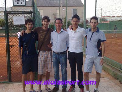 """La squadra del C.T. """"Paolo Piromalli"""""""